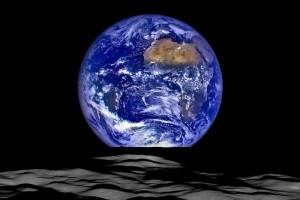 从月球上看地球为何会感到恐惧