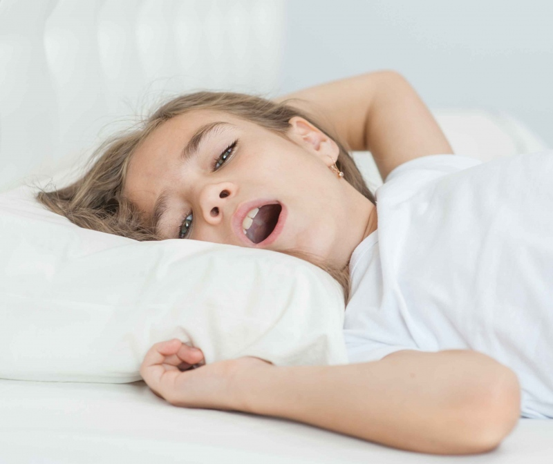 新生儿睡觉打呼怎么回事宝宝打呼噜有什么危害